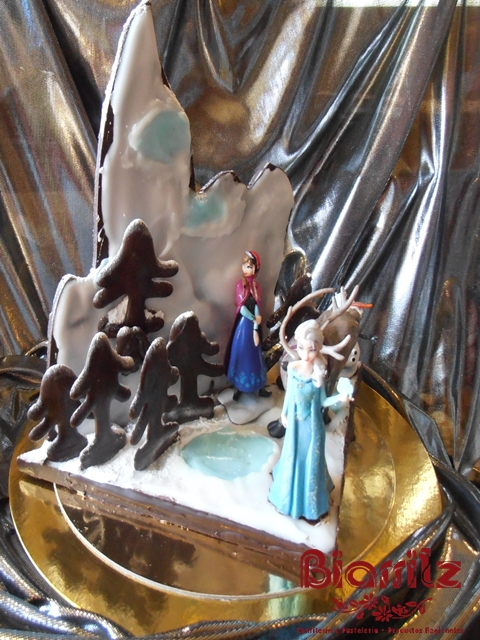 Semana Santa Gijón Bollos de PAscua deliciososo. Frozen